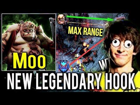 Moo Pudge NEW Legendary Hook — NaVi Dendi Style