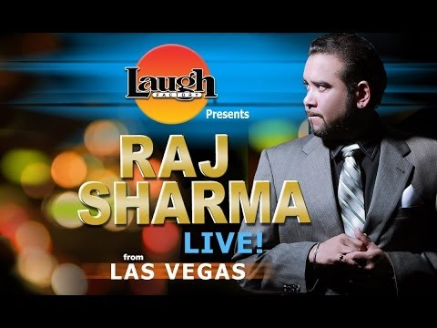 Laugh Factory Presents Raj Sharma Live from Las Vegas - PROMO CLIP - Stand-up Comedy Special
