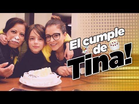 El cumple de Tina // Grettell Valdez (видео)