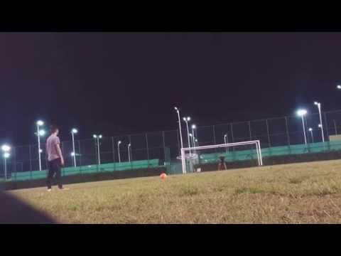 Free Kick / Andres Torres / VENEZUELA (видео)