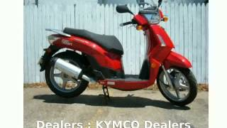 8. 2009 KYMCO People S 50  Engine Specification Top Speed Dealers Details Transmission