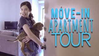 Move-In Apartment Tour!❤️ by Amanda Steele