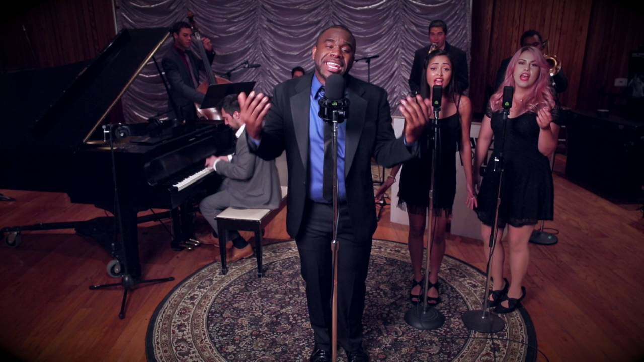 Forget You – Vintage 1930s Cee Lo Cover ft. LaVance Colley