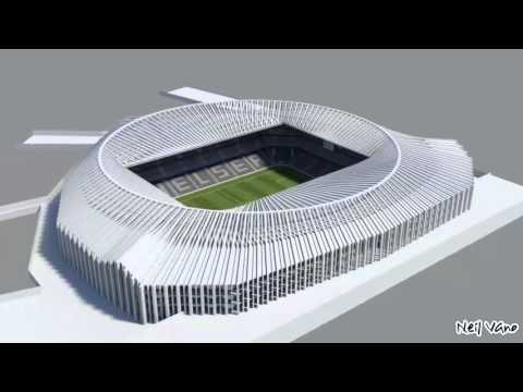 New Chelsea Stadium - Animation 2