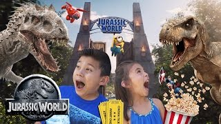 Nonton Jurassic World Day  Movie Fun   Toy Shopping At Target  Minions  Minecraft  Inside Out   Terraria Film Subtitle Indonesia Streaming Movie Download
