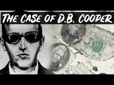 Unsolved: The Strange Case of D.B. Cooper | Mr. Davis