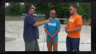 Video NEMCTV6 COMMUNITY MINUTE ARMADA BOARD & BIKE SKATE PARK (07-23-2017) MP3, 3GP, MP4, WEBM, AVI, FLV Agustus 2017