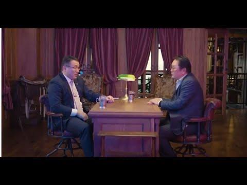 Монголыг бүтээлцэж буй эрхмүүд - УИХ-ын гишүүн , Уул Уурхай Хүнд Үйлдвэрийн сайд Д.Сумъяабазар
