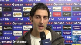 Preview video Andrea Costa, Daniele Croce e Massimo Maccarone al termine di Empoli-Genoa
