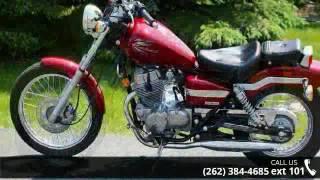 7. 2014 Honda Rebel  - Action Power Sports - Waukesha, WI 53189