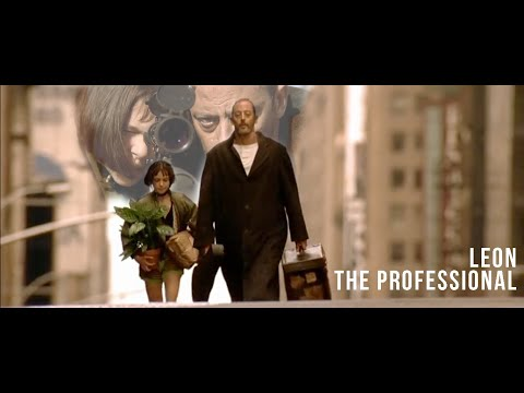 Sting - Shape of my heart. Leon The Professional