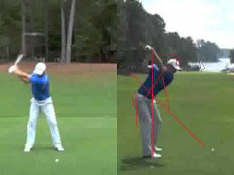 Dustin Johnson Golf Swing Analysis