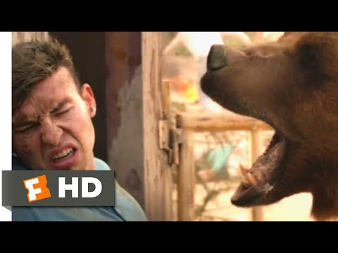 Action Point (2018) - Rager Riot Scene (10/10)   Movieclips