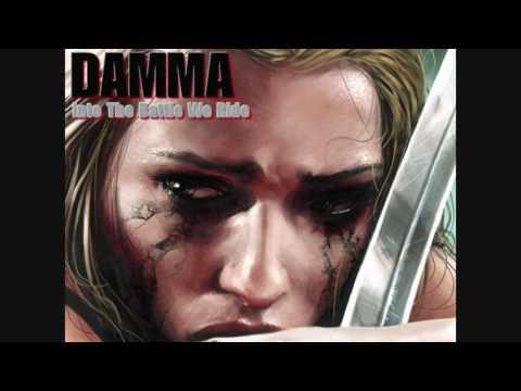 Lonewolf - Into The Battle We Ride (DAMMA INSTRUMENTAL COVER)