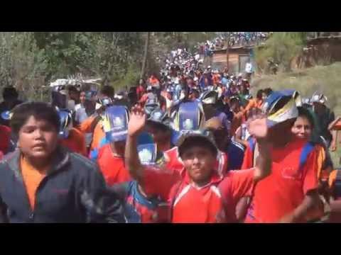 Llego el Día del Desafío Perú Vs Chile: Abancay Vs Araucanía.