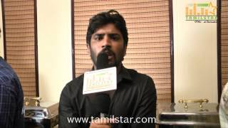 Sasi Karthi Speaks at Azhagan Murugan Movie Audio Launch