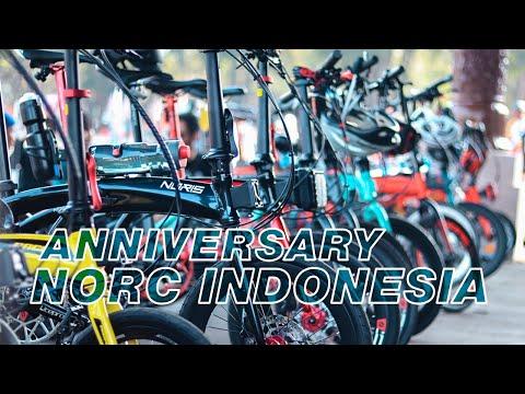 1ST ANNIVERSARY NORC INDONESIA