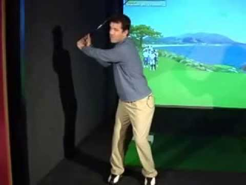 Kalahari Golf Academy – Transition / Lag Wall Drill / Stop the Over The Top