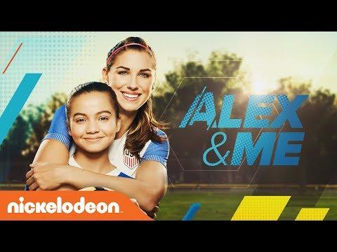 Get to Know World Cup Star Alex Morgan & Her Film, 'Alex & Me'! ⚽ | Nick