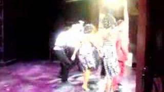 Me dancing in Dreamgirls at the Asolo theatre in sarasota. Song is Step into the badside, sorry back stage view lol.