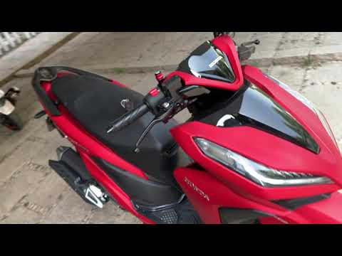 Đánh giá chi tiết Honda Vario 150 2019 Matte Red (Đỏ Nhám) | Phần 2 - Thời lượng: 1 giờ, 6 phút.