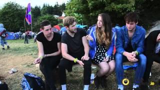 Raglans At KnockanStockan 2013 (Interview)