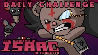[Ridiculous] The Binding of Isaac: Afterbirth - Daily Challenge (11/16/2015)