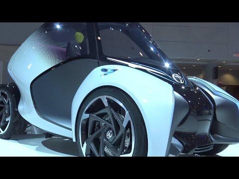 العرب اليوم - بالفيديو: تعرف على أصغر السيارات المستقبلية ستذهلك بتصميمها