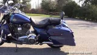 8. 2013 Harley Davidson CVO Road King  - Used Motorcycles for Sale