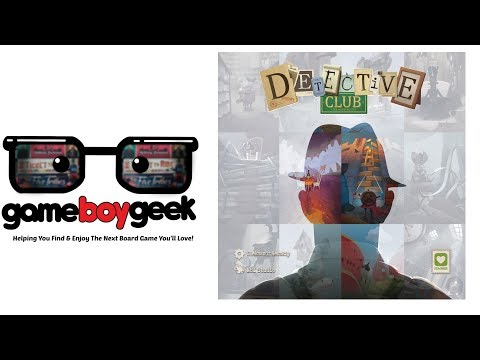 Detective Club Preview with the Game Boy Geek