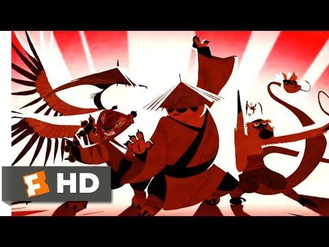 Kung Fu Panda (2008) - The Legendary Warrior Scene (1/10) | Movieclips