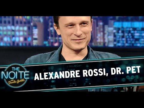"""pet - Danilo Gentili recebe Alexandre Rossi, o Doutor Pet. Um veterinário que vai dar várias """"dicas de etiqueta"""" para o seu cãozinho. Veja mais em http://www.sbt.c..."""