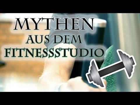 Mythen im Fitnessstudio / Prof. Ingo Froböse: