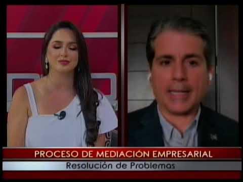 Proceso de mediación empresarial resolución de problemas