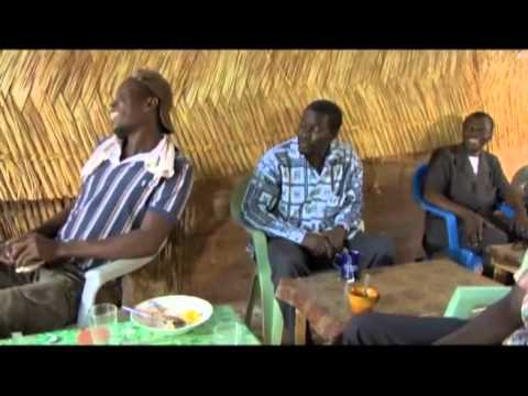 Living positively with HIV Swahili film Competitive Language School Australia