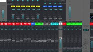 X AIR How To: Create a Monitor Mix (X AIR EDIT)