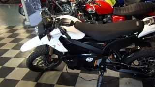 9. Demo 2012 Zero DS (ZF6) Electric Motorcycle (Hap's Cycle)