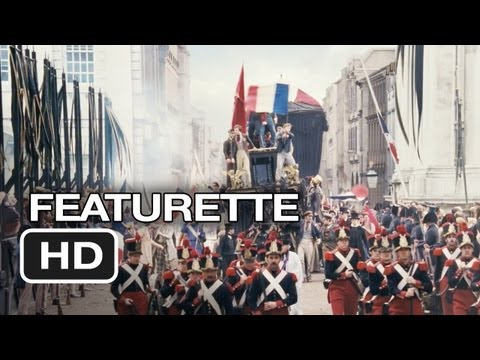 Les Misrables Featurette (2012) Anne Hathaway, Hugh Jackman Movie HD Video