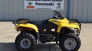 6. 2003 Honda Recon 250 Yellow  Pre-Owned ATV