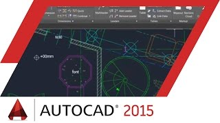 AutoCAD 2015 user interface – video tutorial