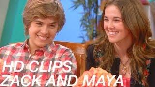 zack and maya clips - 3x20