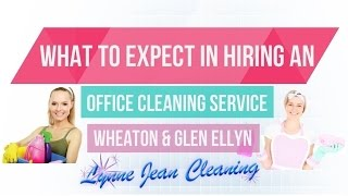 What Should You Expect From A House Cleaning Service