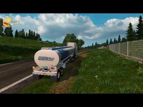 Heil Tanker Trailer 2 Axles v1.2