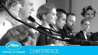 LOBSTER -conference- (en) Cannes 2015