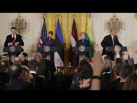 Tραμπ: «Κανείς πιο σκληρός από εμένα έναντι της Ρωσίας»