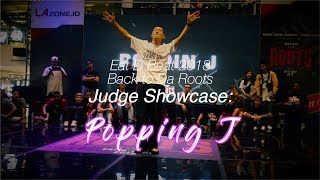 Poppin J – Eat D' Beat 2018 Back To Da Roots Judge Showcase