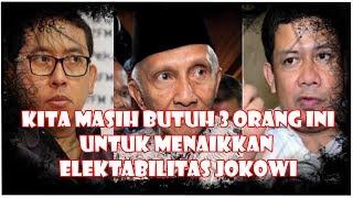 Video Kita Masih Perlu Tiga Orang Ini untuk Naikkan Elektabiltas Jokowi MP3, 3GP, MP4, WEBM, AVI, FLV Mei 2019