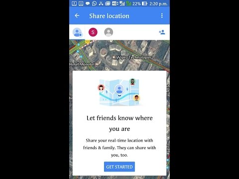 How To Track Someone Live With Exact Location Using Google Maps (simple, Not Fake)