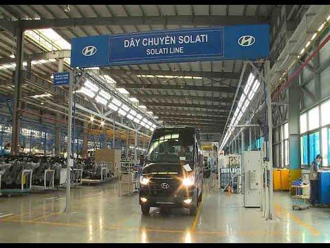 Việt Nam – Hàn Quốc hình thành chuỗi liên kết trong sản xuất phụ tùng ô tô