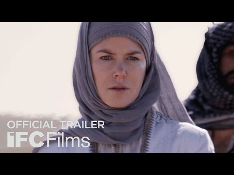Queen of the Desert Trailer Starring Nicole Kidman and James Franco